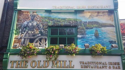 old mill upper